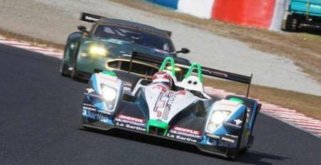 """""""Pescarolo Sport"""" vence en la primera edición de las Asian Le Mans Series"""