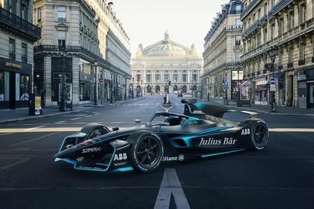 Gen2 Evo Formula E 2020 2021