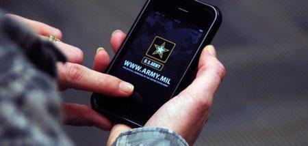 El ejército de Estados Unidos se plantea usar smartphones y tablets en combate
