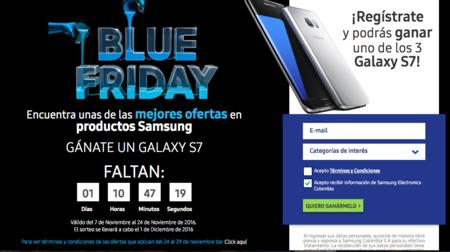 Blue Friday: Conoce la jornada de descuentos de Samsung en Colombia