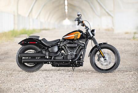 Harley Davidson Street Bob 114 2021 1