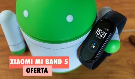 La Xiaomi Mi Band 5 por menos de 20 euros es el chollazo que no te puedes perder en la resaca del Single's Day de AliExpress