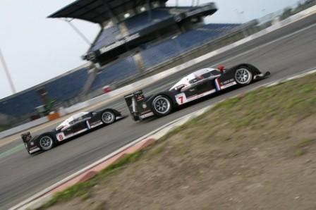 Llegan los 1000km de Nurburgring, penúltima prueba de las Le Mans Series