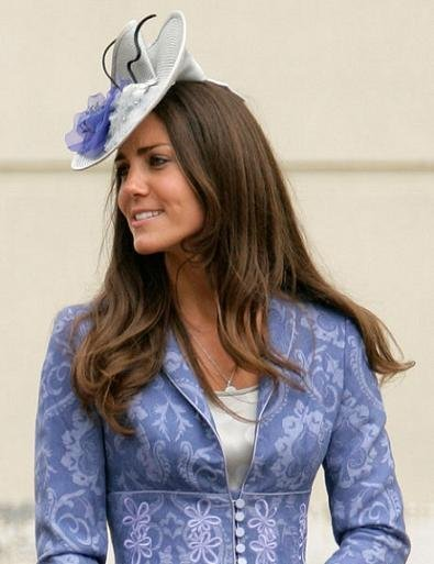 kate middleton tocado