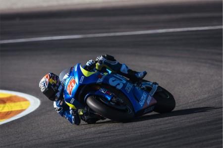 La Suzuki GSX-RR de MotoGP estrena cambio seamless en Malasia, y a Máverick Viñales le ha gustado