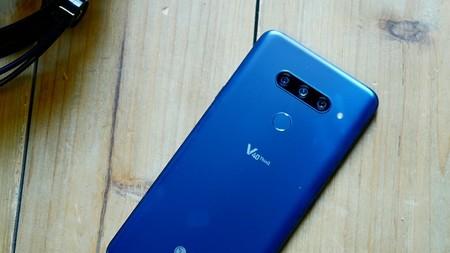 V50 ThinQ: el primer smartphone 5G de LG es real: lo veremos en el MWC 2019 y podría llegar con dos pantallas