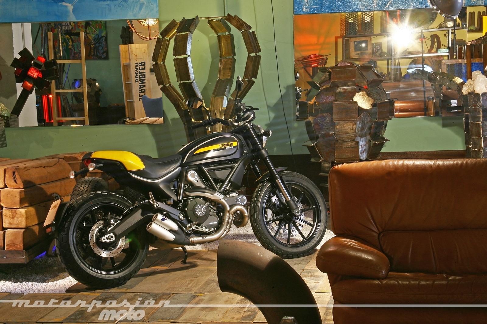 Foto de Ducati Scrambler, presentación 1 (10/67)