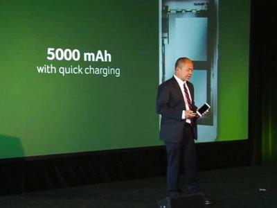 Acer presenta Liquid Zest Plus, su phablet de gama media con batería de 5000 mAh
