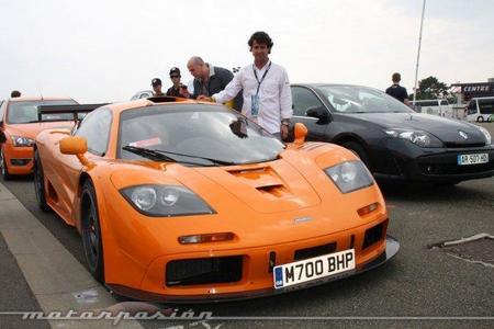 McLaren MP4-12C Le Mans