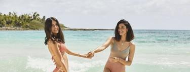 Blanca Romero y Lucía Rivera protagonistas de la nueva campaña de Women'secret