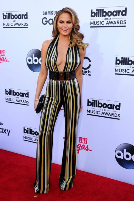 Chrissy Teigen Billboard 2015