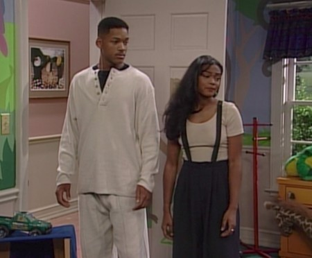 Ashley Banks Fresh Prince Looks 04