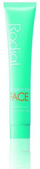 Nuevo autobronceador Brazilian Tan Face de Rodial, rostro moreno sin sol y más joven