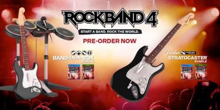 Rock Band 4 retrasa unos días su lanzamiento a Latinoamérica