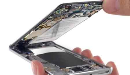 Galaxy S6 Edge Teardown 710x410