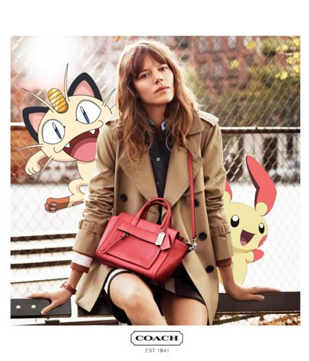 Pokemon Go Campana Moda 2016 7