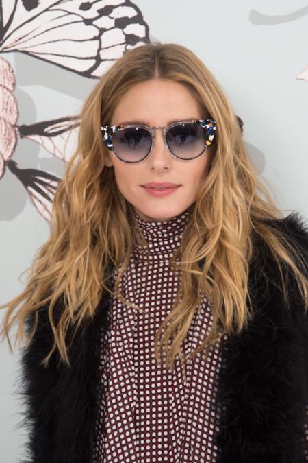 Olivia Palermo dice no a los tacones para asistir a los desfiles de Alta Costura