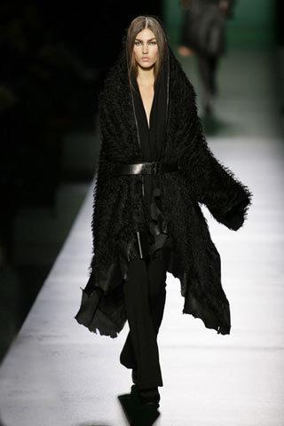 Jean Paul Gaultier Otoño-Invierno 2008 en la Semana de la Moda de París