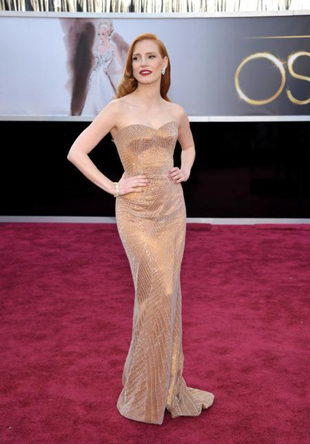 Alfombra roja Oscars 2013