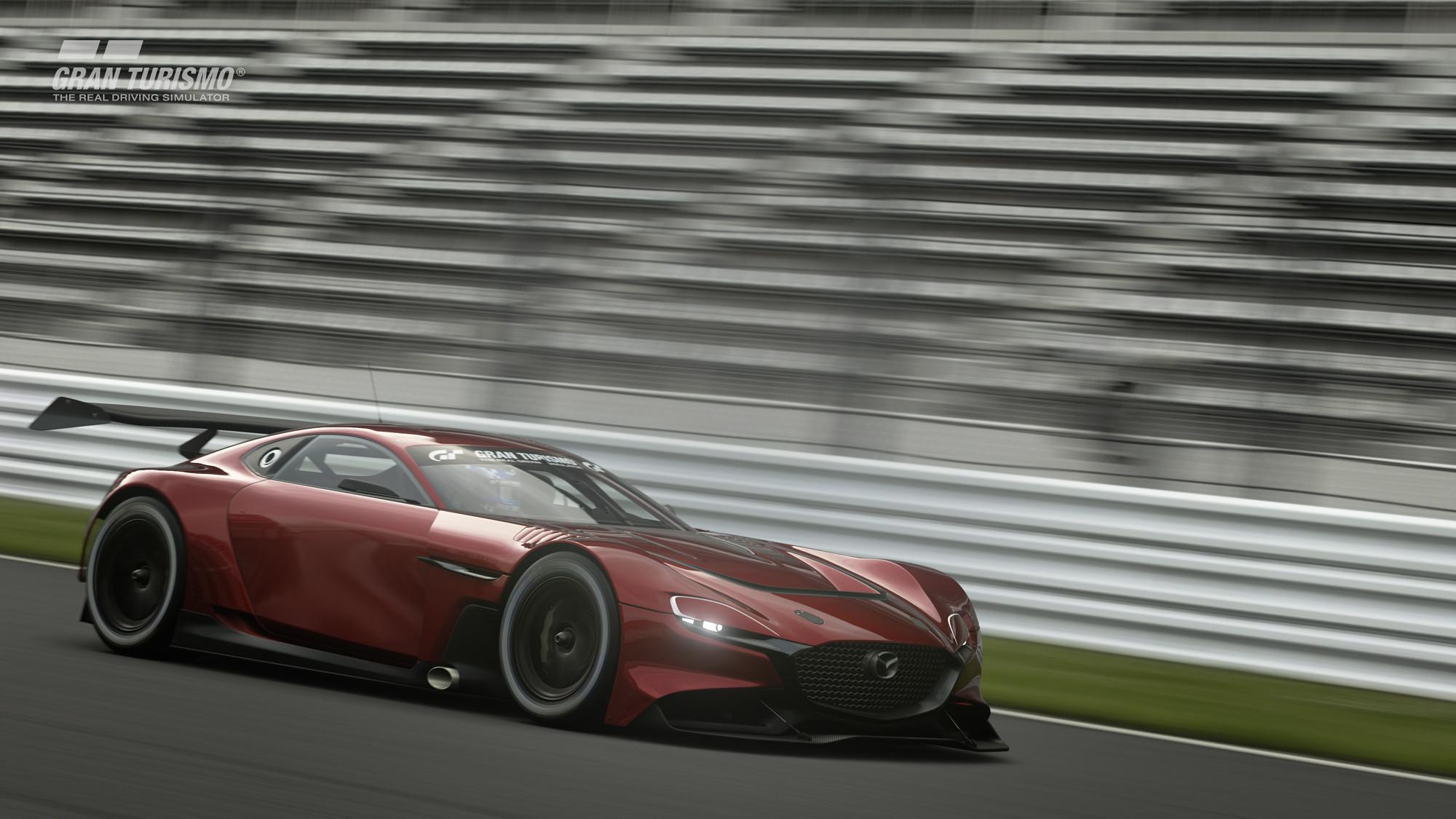 Foto de Mazda RX-Vision GT3 (19/24)