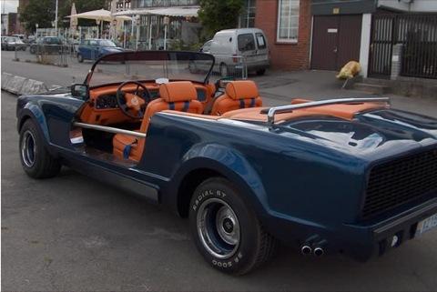 Rolls-Royce Camargue sbarro