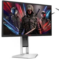 AOC pone a la venta su nuevo monitor gaming AGON AG251FZ2E, un modelo con panel TN, 240 Hz y tiempo de respuesta de 0,5 ms