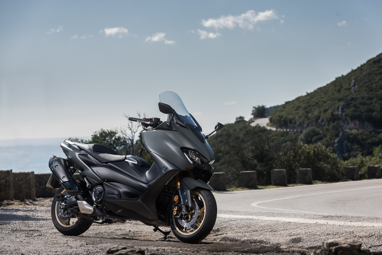 Foto de Yamaha TMAX 560 2020, prueba (12/30)