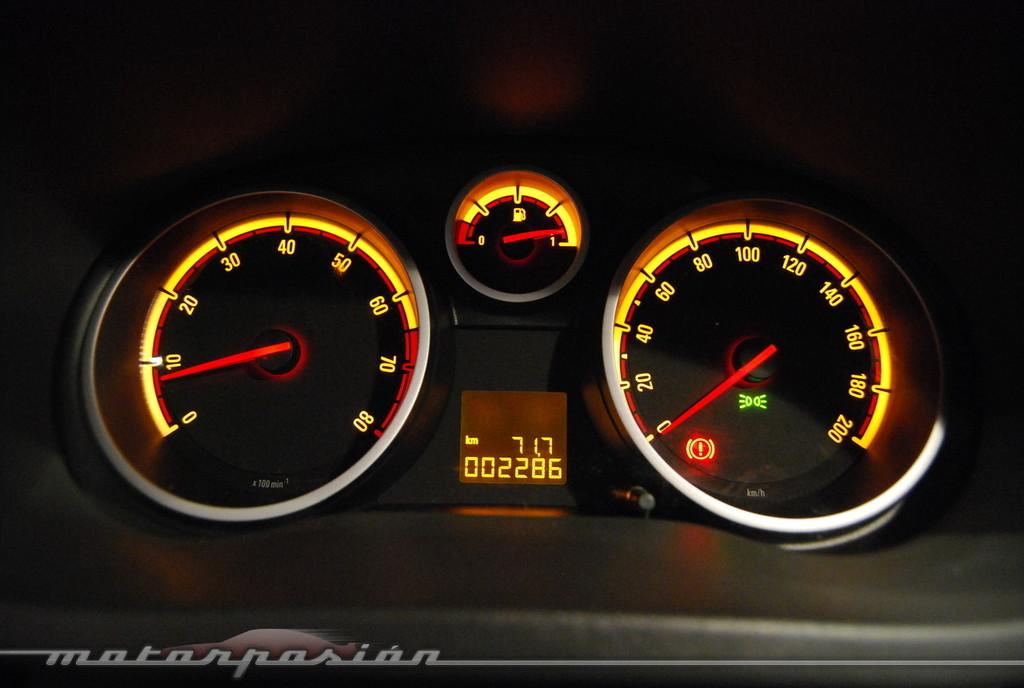 Foto de Opel Corsa 2010 (presentación) (36/37)
