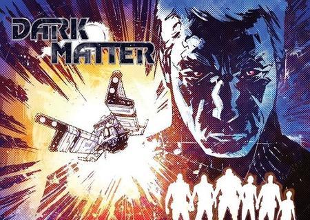 SyFy da luz verde a la adaptación del cómic 'Materia Oscura'