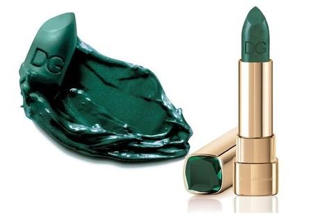 dolce_gabbana_green_lipstick