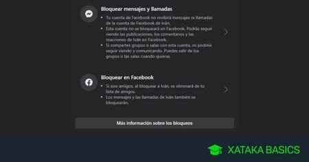 Cómo bloquear a alguien en Facebook Messenger sin bloquearle en Facebook