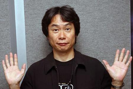 Miyamoto habla sobre Wii HD
