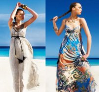 Vestidos de verano en Mango