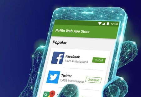 Puffin Web App Store
