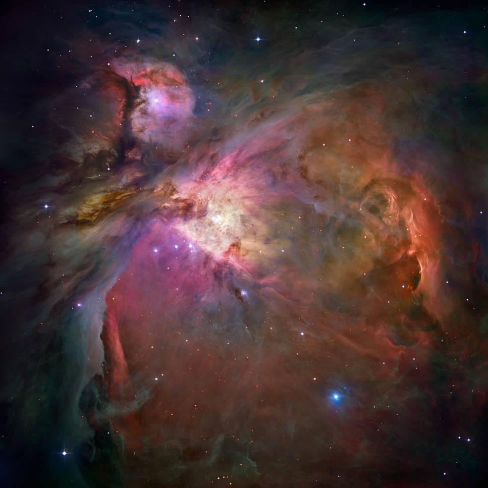 Catálogo de Messier del Hubble, selección