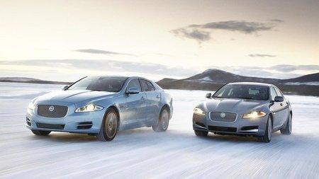Jaguar XF y XJ