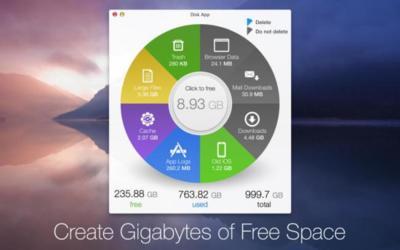 Disk App, descubre qué archivos innecesarios guarda tu Mac y elimínalos [Actualizado]