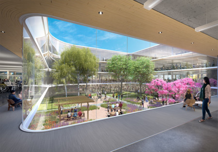 Campus de Apple en Sunnyvale