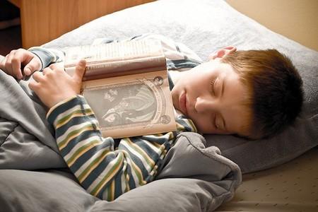 Dormir leyendo