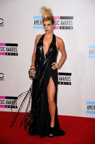 american music awards kesha