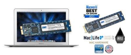 Nuevo disco SSD de hasta 480GB de OWC para el MacBook Air