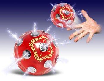 Shockball, juega a ver a quien le da la corriente