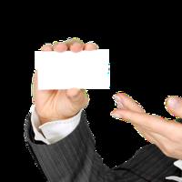 Las tarjetas de visita, un signo de que nuestro negocio se ha quedado obsoleto