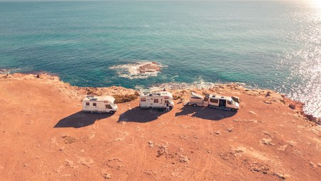 12 rutas que visitar en España si buscas unas vacaciones salvajes este verano con autocaravana