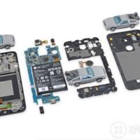 iFixit desmiembra el Nexus 5X, y en reparabilidad aprueba con notable