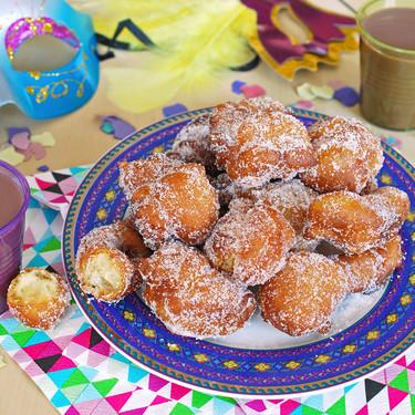 Buñuelos tradicionales de Águilas: receta de Carnaval para grandes y pequeños