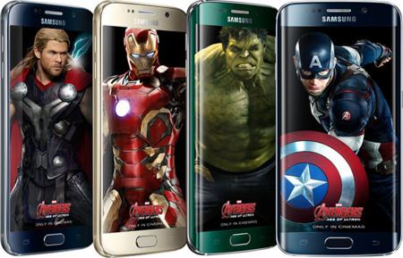 Concurso: Conviértete en un Avenger y gana un Samsung Galaxy S6