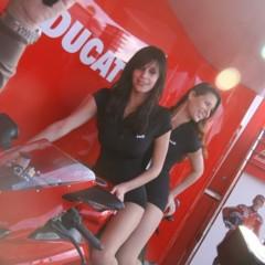 Foto 12 de 35 de la galería las-pit-babes-de-estoril-en-una-ducati-1098 en Motorpasion Moto