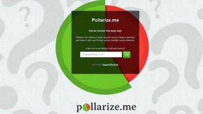 Pollarize.me gana el Startup Weekend London