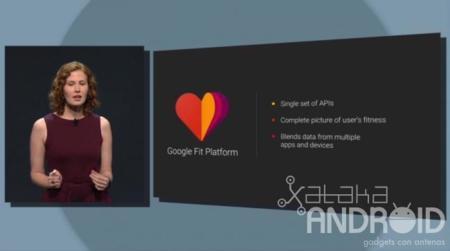 Google también se apunta a gestionar tu salud con Google Fit